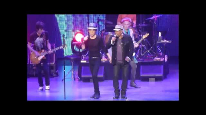 Rolling Stones w/ Aaron Neville - Under The Boardwalk - Live 2013-06-21