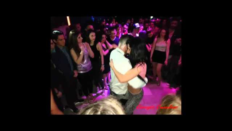 Daniel Sanchez Ladies 4 - Social - Roma Loves Bachata 2016