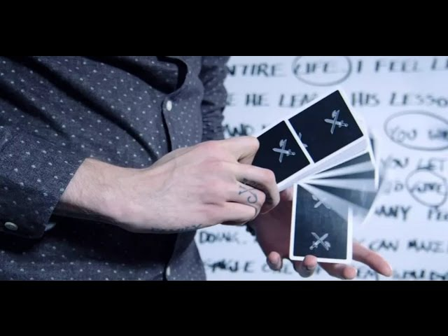 KINGS Black Playing Cards by Peter McKinnon Daniel Madison