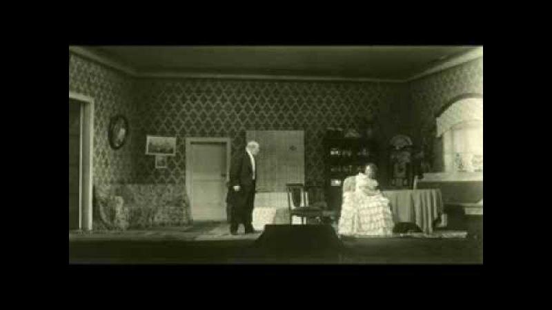 Бедность не порок А Н Островского Малый театр 1948 г