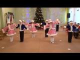 Танец Потолок ледяной (старшая группа) д_с №306 Одесса