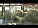 Сюжет с открытой тренировки участников UFC FIGHT NIGHT Диллашоу VS Круз