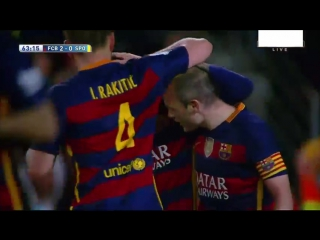 Barcelona vs sporting gijon – highlights
