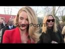 INTERVIEW Rosie Huntington Whiteley Burberry on Febru