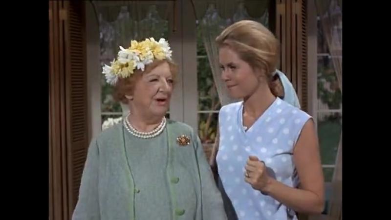 Моя жена меня приворожила(Bewitched;Околдованный)(США,1964-1972г.г.)Сезон 4,11-я серия(118-я серия)