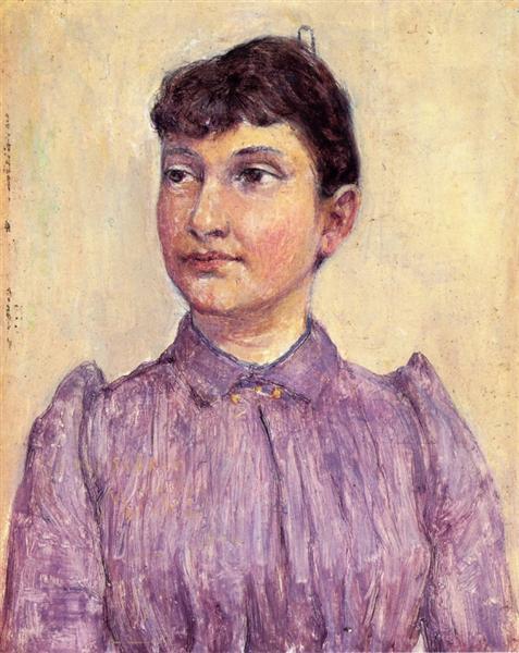 Гай Орландо Роуз. Guy Rose 3 марта 1867 – 17 ноября 1925 My Sister Maud Моя Сестра Мод