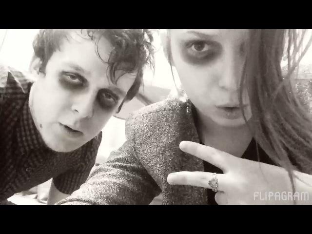"""@ortist_octrisa on Instagram: """"Мы оба впали в безумие..треки оксюморона качают..! ортистиоктриса оксимирон реп пара безумие"""""""