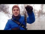 Зимняя рыбалка спиннингом. Зимний спиннинг