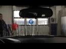 эффект после нанесения нано-покрытия на лобовое стекло