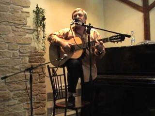 Концерт Владимира Каденко в Донецке (2010-12-10, кафе БАРД)