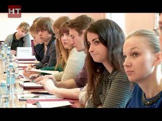 Сегодня прошло очередное заседание Молодежного парламента при Новгородской областной Думе