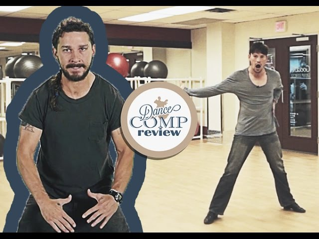 JUST DO IT! - When Shia LaBeouf is your Ballroom Dance Coach