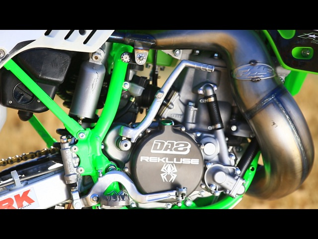 Inside Destry Abbott's Special Edition Kawasaki KX500 - Dirt Bike Magazine
