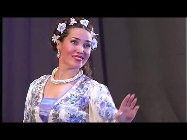Надежда Платкина (Театр Песни «Росичи») — Зимняя любовь