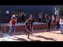 Santa Ana High School Dance Team Flash Mob
