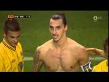 Ибрагимович забил лучший гол в истории футбола!