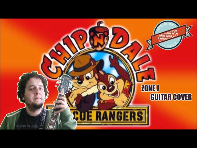 Chip Dale - Zone J (Guitar Cover)
