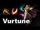 Vurtune Invoker vs BKB Heroes Nuke Tactic Dota 2