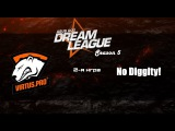Virtus.Pro vs No Diggity! #2 (bo2)   DreamLeague Season 5, 31.03.16