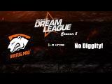 Virtus.Pro vs No Diggity! #1 (bo2)   DreamLeague Season 5, 31.03.16