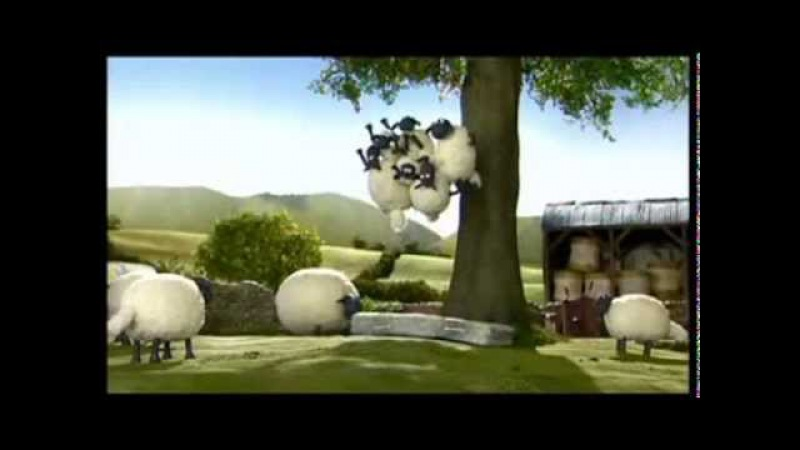 Барашек Шон песня / Shaun the sheep song