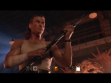 Van Damme vs Quake II