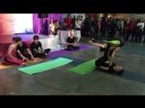 Акро йога с shantis 2