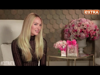 Candice Swanepoel on Juicy Couture, Valentine's Day, and That Nude Photo on the Beach