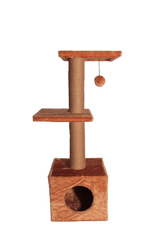 Когтеточки и игровые комплексы Cat-house всего от 26,70 руб.