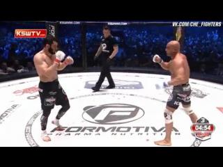 Мамед Халидов vs. Азиз Караоглу