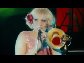 Gunhild Carling - Back In The Jungle - JAZZ SWING DANCE- w CARLING BIG BAND HARLEM HOT SHOTS