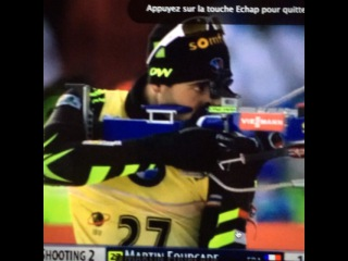 """Martin Fourcade on Instagram: """"How to miss a podium? Anyway good shape and looking forward next competitions... Comment rater un podium? Cependant satisfait de la forme…"""""""