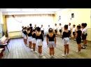 Открытый урок по ритмике 2В класс