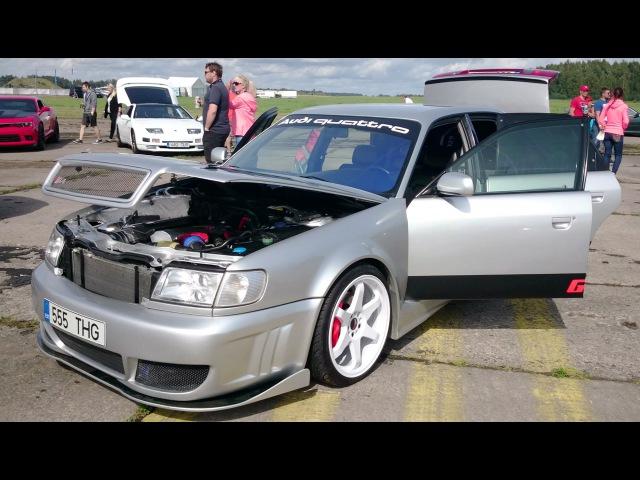 Tuned 94 Audi S4 C4 Quattro 2.2T 20V AAN