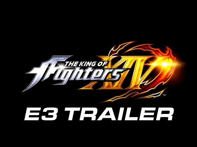 THE KING OF FIGHTERS XIV E3 2016 Trailer