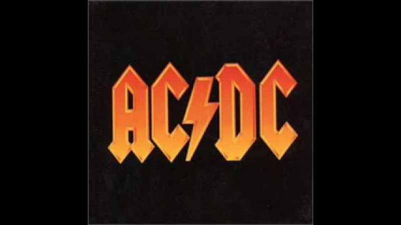 AC DC highway to hell guitar backing track with vocals