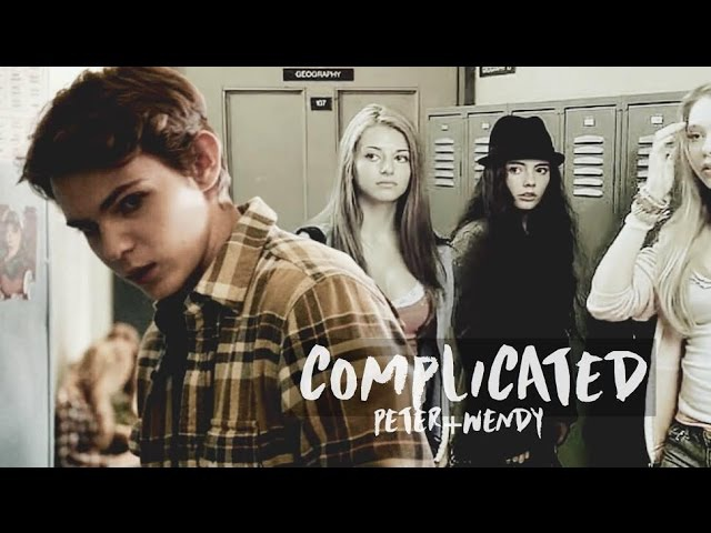 Peter wendy || complicated