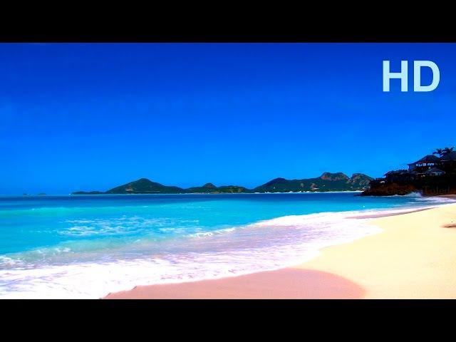 Paradise Beach HD - Relaxing Ocean Sounds