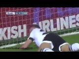Валенсия - Эспаньол 2:1.гол  Денис Черышев.