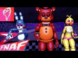 [FNAF SFM] Five Nights at Freddys Music Video | Its Been So Long (by Living Tombstone)