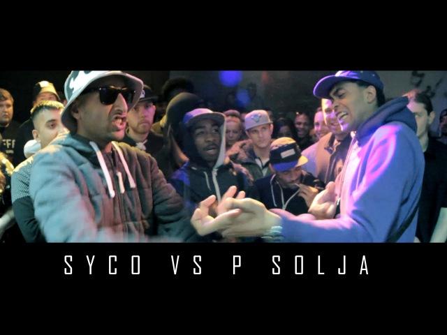 SYCO VS P SOLJA | WAW Grime Clash