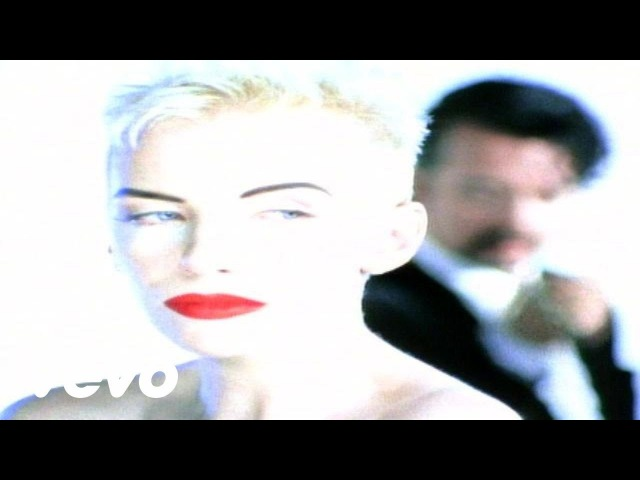 Eurythmics - Dont Ask Me Why (Official Video)