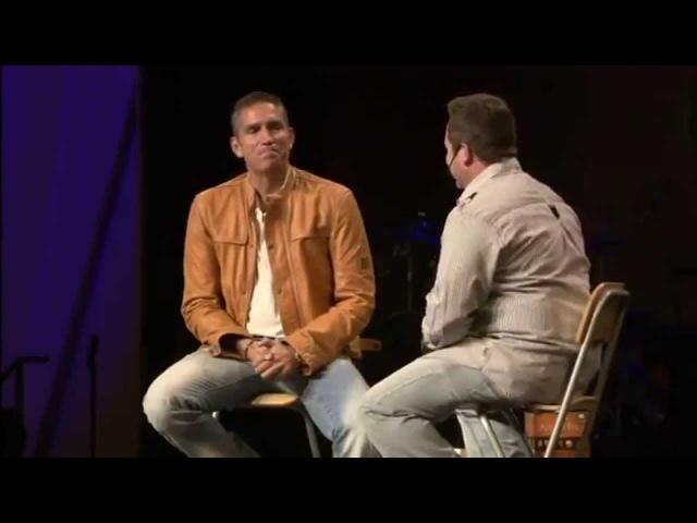 Страсти Христовы интервью с актером Джимом Кавицеля Passion Interview with actor Jim Caviezel