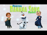 Disney Frozen Young Elsa and Anna with Olaf