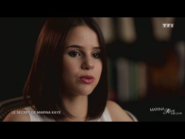Le secret de Marina Kaye | Interview Sept à Huit