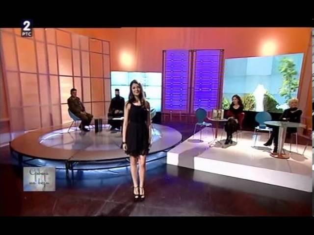 Danica Krstic -Žubor voda žuborila-Kosovo song