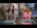 Violetta Martina Stoessel e Lodovica Comello Dietro le quinte Doppiaggio Monsters University