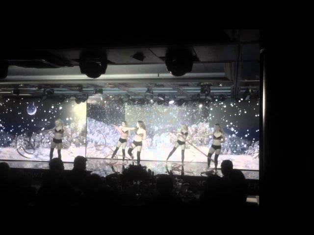 Танцевально-гимнастическое шоу LineUp