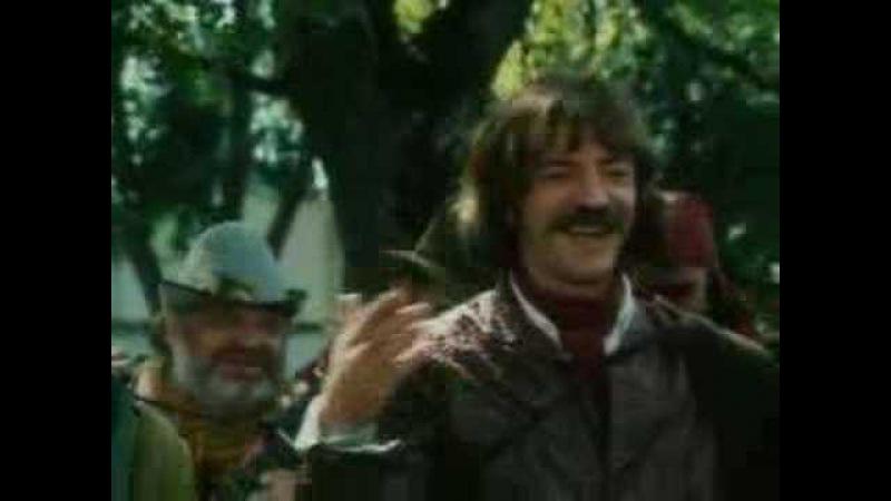 Разбойничья песня (Дон Сезар де Базан) - The robbers' song