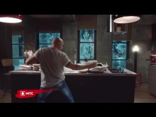 Видео рекламы МТС - Слушай музыку бесплатно с тарифом SMART (Дмитрий Нагиев) (2016)